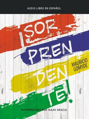 cover image of ¡Sorprendente!