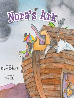 cover image of Nora's Ark