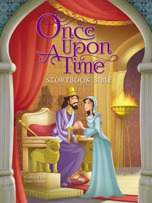 cover image of Once Upon a Time Storybook Bible