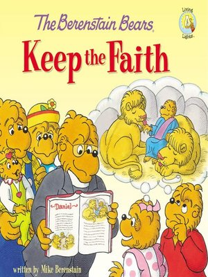 cover image of The Berenstain Bears Keep the Faith