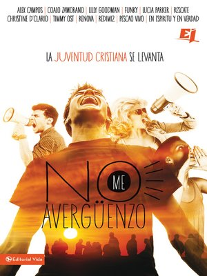 cover image of No me averguenzo
