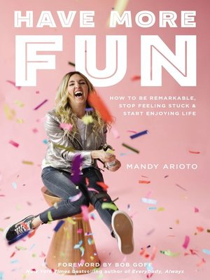 cover image of Have More Fun