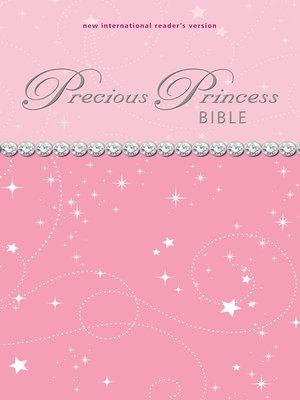 cover image of NIrV Precious Princess Bible