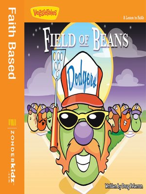 cover image of Field of Beans / VeggieTales