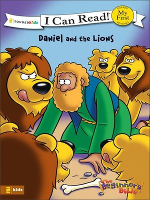 cover image of Daniel and the Lions
