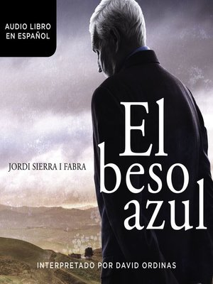 cover image of beso azul