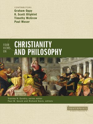 cover image of Four Views on Christianity and Philosophy