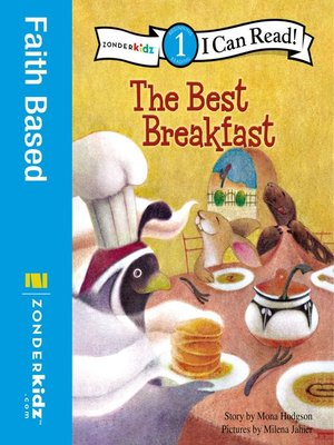 cover image of The Best Breakfast