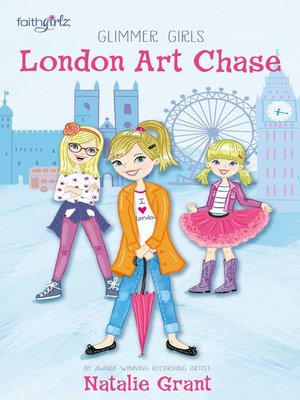 cover image of London Art Chase