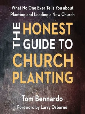 cover image of The Honest Guide to Church Planting