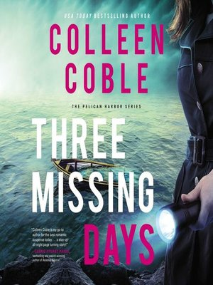 cover image of Three Missing Days