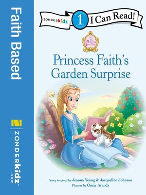 cover image of Princess Faith's Garden Surprise