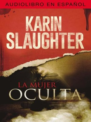 cover image of mujer oculta