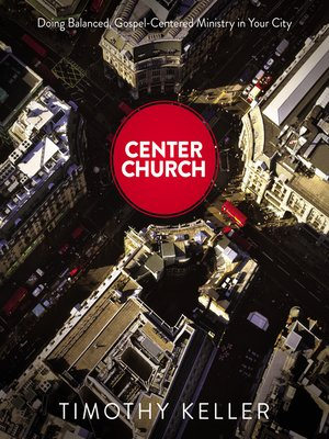 cover image of Center Church