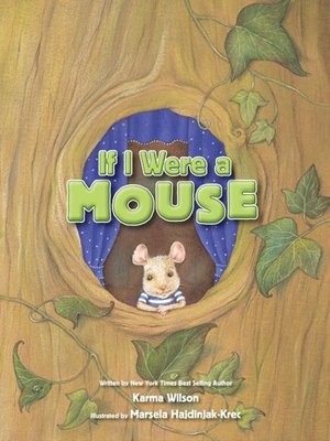 cover image of If I Were a Mouse