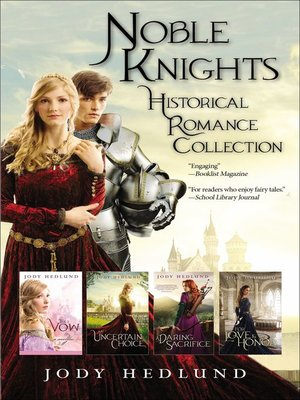cover image of Noble Knights Historical Romance Collection