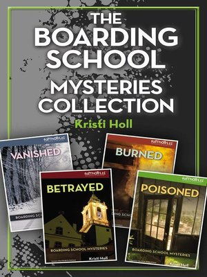 cover image of The Boarding School Mysteries Collection