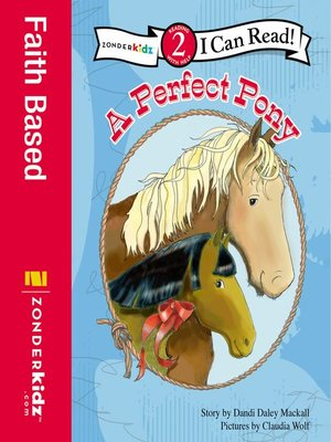cover image of A Perfect Pony