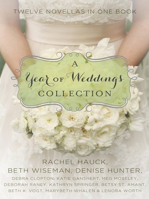 cover image of A Year of Weddings Collection