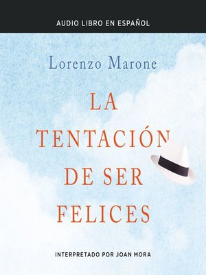 cover image of tentación de ser felices