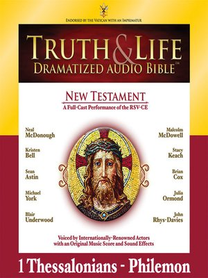 cover image of Truth and Life Dramatized Audio Bible New Testament