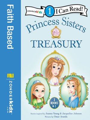 cover image of Princess Sisters Treasury
