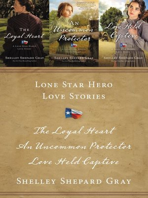 cover image of Lone Star Hero Love Stories