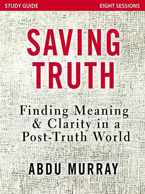 cover image of Saving Truth Study Guide