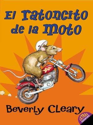 cover image of El ratoncito de la moto