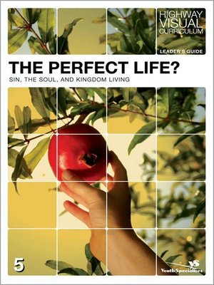 cover image of The Perfect Life? Leader's Guide