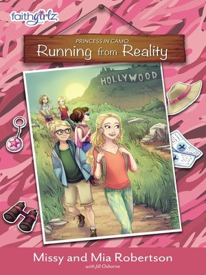 cover image of Running from Reality