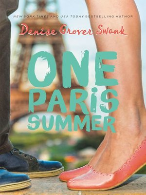 cover image of One Paris Summer