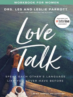 cover image of Love Talk Workbook for Women