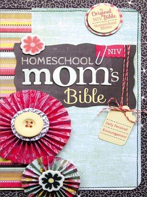 cover image of NIV Homeschool Mom's Bible