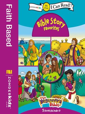cover image of Bible Story Favorites