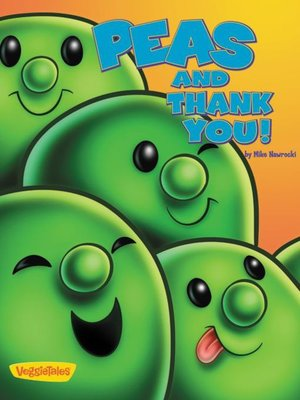 cover image of Peas and Thank You!