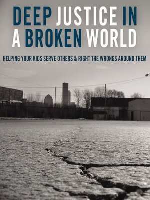 cover image of Deep Justice in a Broken World