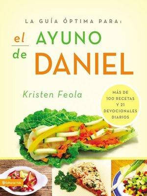 cover image of La guia óptima para el ayuno de Daniel