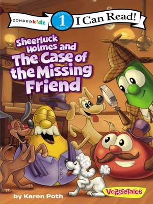 cover image of Sheerluck Holmes and the Case of the Missing Friend