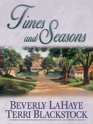cover image of Times and Seasons