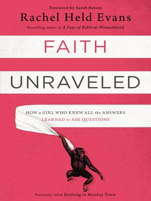 cover image of Faith Unraveled
