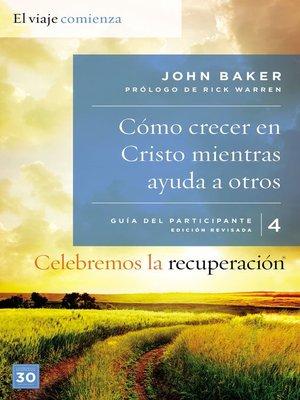 cover image of Celebremos la recuperación Guía 4