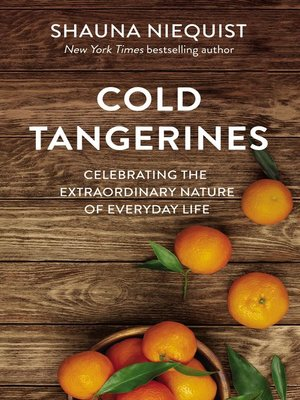 cover image of Cold Tangerines