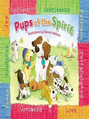 cover image of Pups of the Spirit