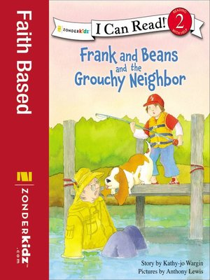 cover image of Frank and Beans and the Grouchy Neighbor