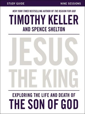 cover image of Jesus the King Study Guide