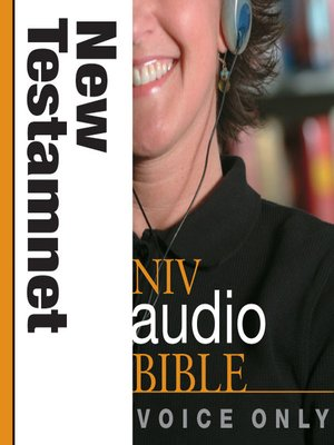 cover image of NIV Bible Voice Only / New Testament
