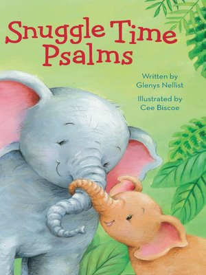 cover image of Snuggle Time Psalms