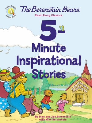 cover image of The Berenstain Bears 5-Minute Inspirational Stories