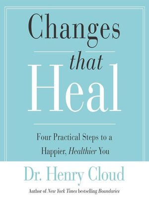 cover image of Changes That Heal